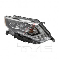 Фара передняя правая ( LED ) 20991500