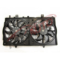 Вентилятор радиатора двигателя в сборе 623400