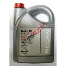 Масло моторное 5л ( NISSAN 5W40 ) KE90090042