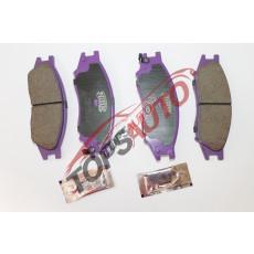 Передние тормозные колодки PN2435