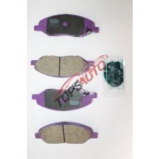 Передние тормозные колодки PN2452