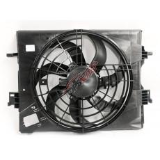 Вентилятор радиатора двигателя в сборе 624640
