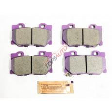 Задние тормозные колодки PN0396