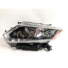 Фара передняя левая ( дефект, паяный крепёж крепления фары )  20954200