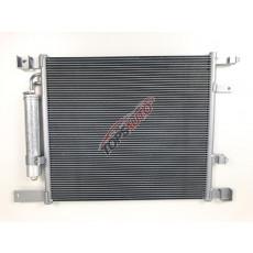 Радиатор кондиционера 3986