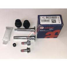 Комплект направляющих тормозного суппорта с пыльниками D7142C