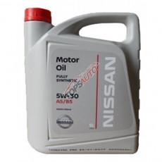 Масло моторное 5л ( NISSAN 5W30 ) KE90099943