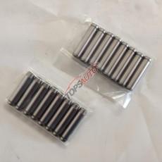 Комплект направляющих клапанов ( впуск + выпуск 16 шт )  NVG406SET16PCS